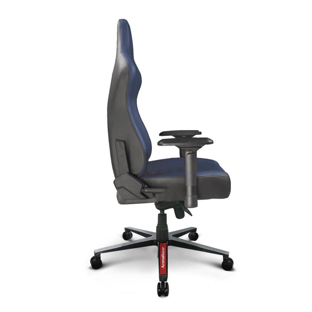 ArenaRacer Craftsman Gamer Szék - Fekete/Kék