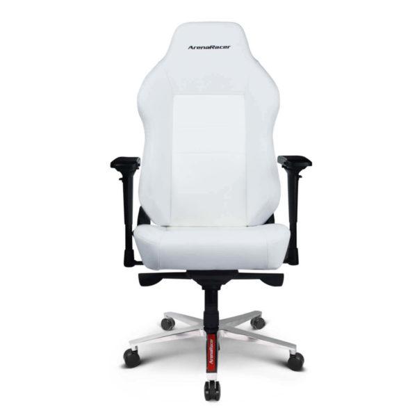 ArenaRacer Titan Gamer Szék - Fehér/Fehér