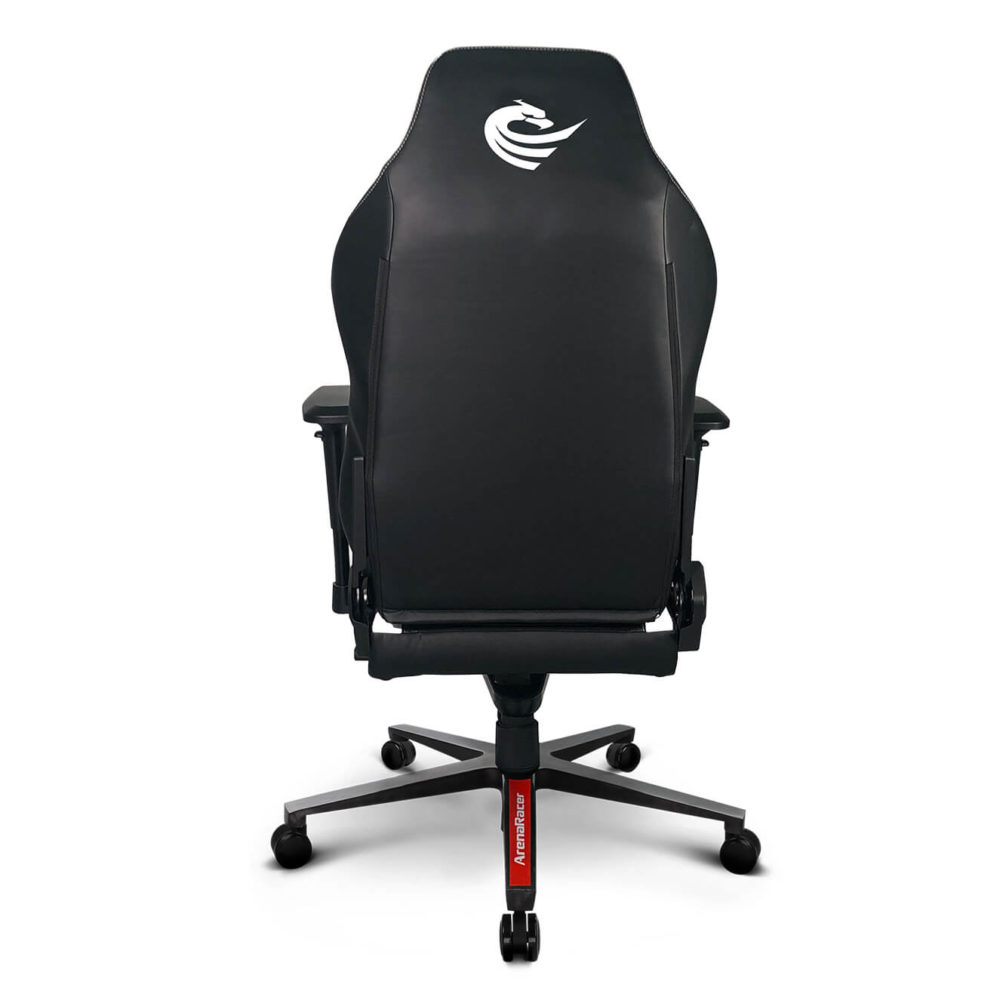 ArenaRacer Titan Gamer Szék - Fekete/Fehér