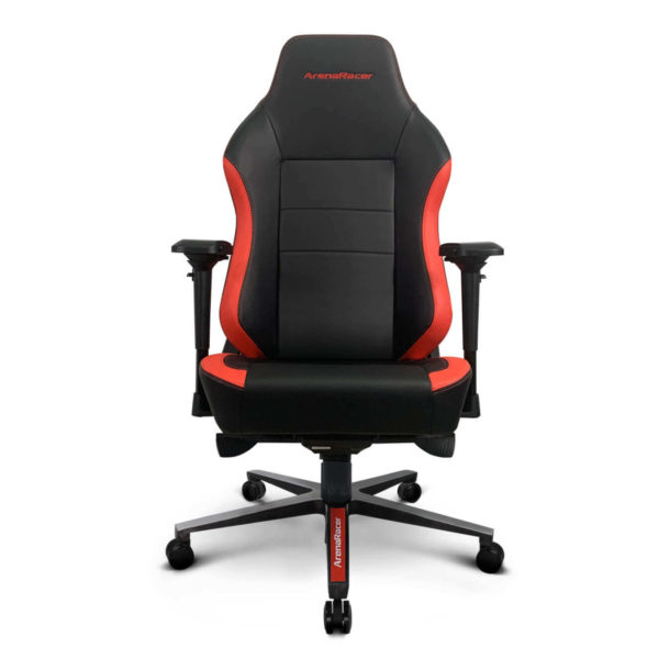 ArenaRacer Titan Gamer Szék - Fekete/Piros
